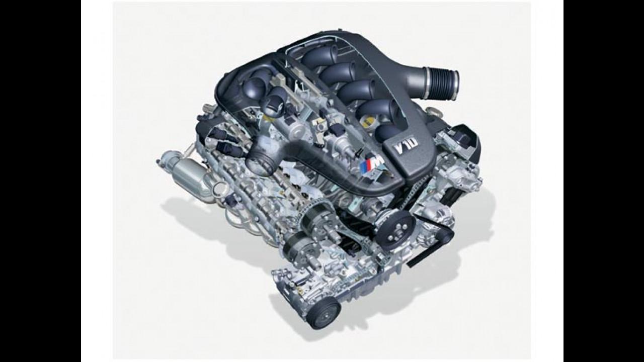 BMW 5.0 V10