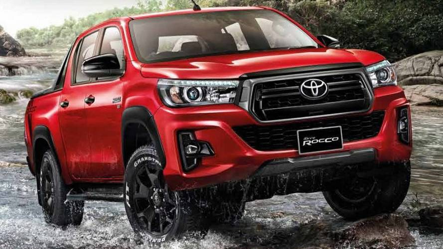 Makyajlı 2018 Toyota Hilux