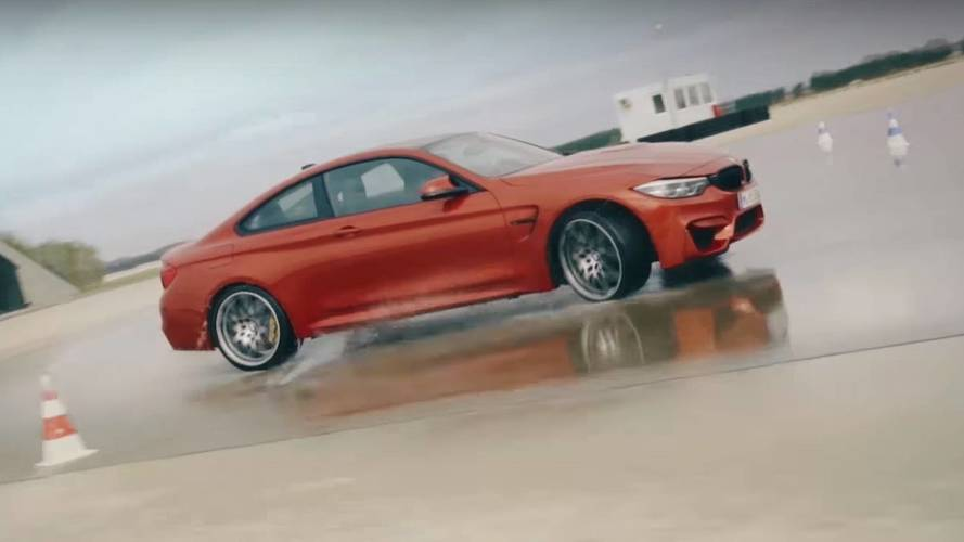 BMW M Wants To Teach You How To Drift