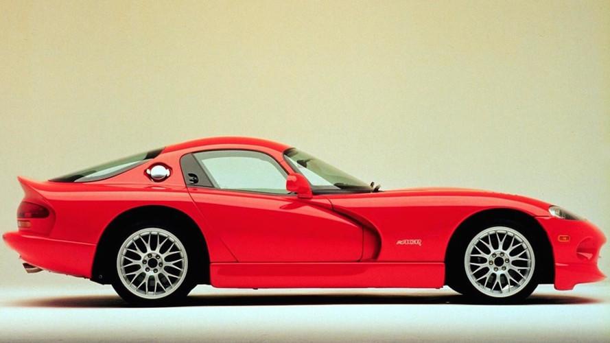 Dodge Viper (1996-2002)