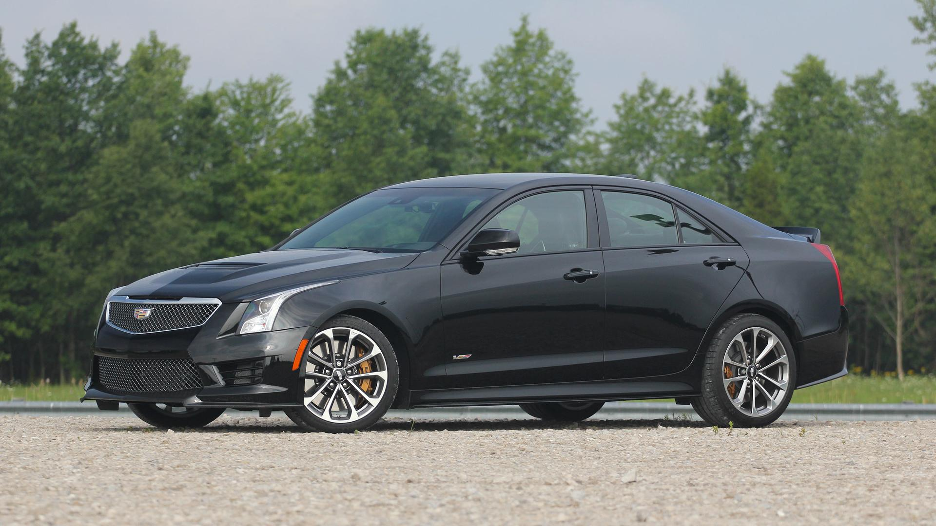 Cadillac Ats Sedan >> More Proof The Cadillac Ats Sedan Could Be Getting The Axe