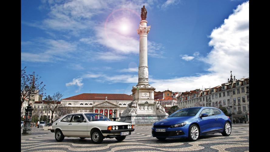 Volkswagen Eos e Scirocco model year 2010