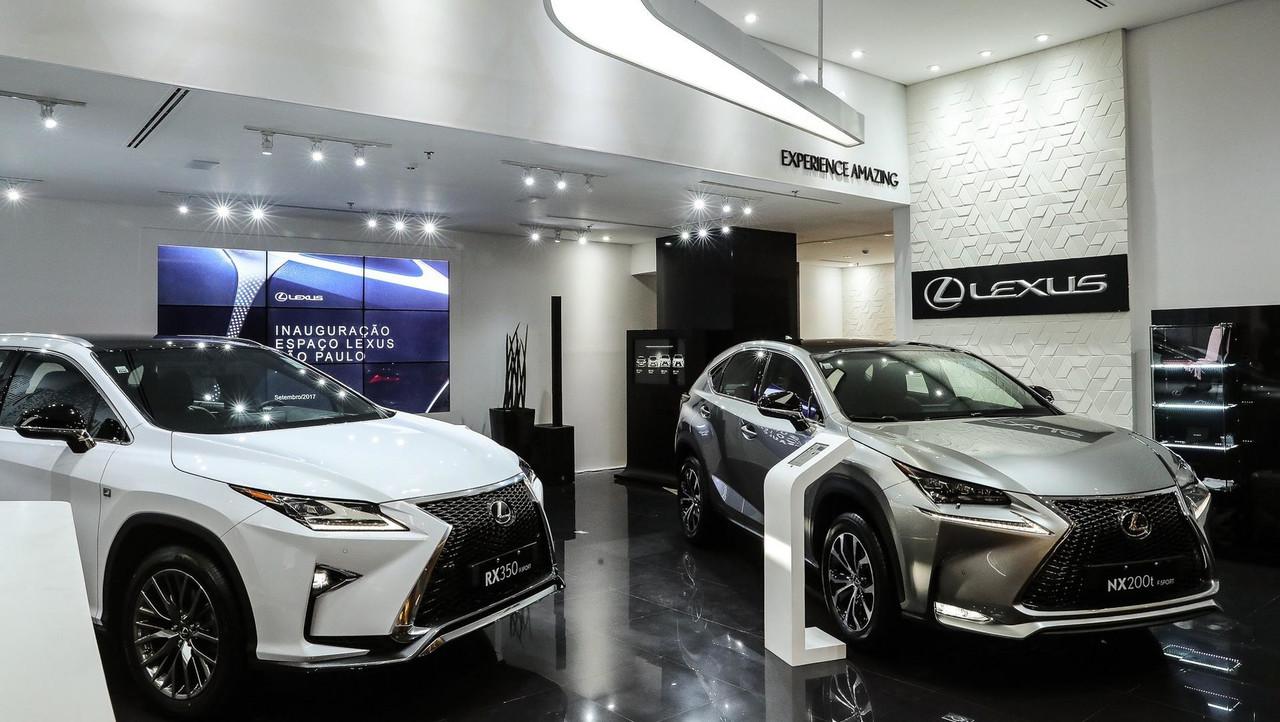 Espaço Lexus - São Paulo (SP)