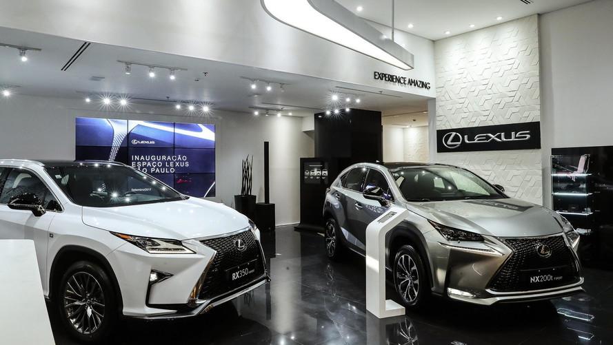 Lexus anuncia expansão no Brasil e linha completa híbrida