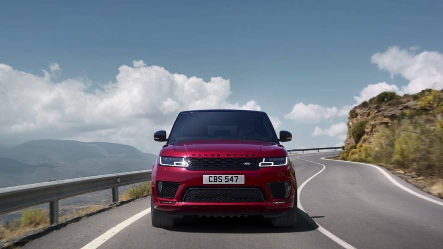 Range Rover Sport et SVR - Le cru 2018 évolue par petites touches