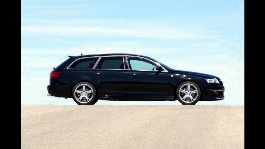Audi AS6 3.0 TDI by ABT