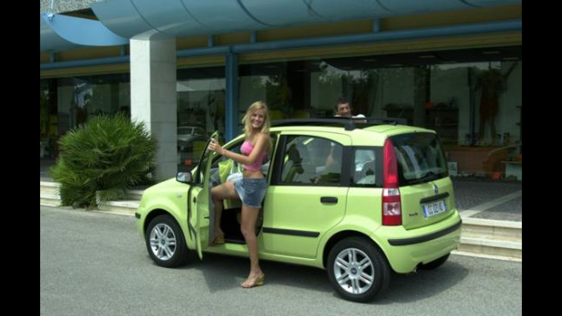Fiat Panda Motor1 Com Italia