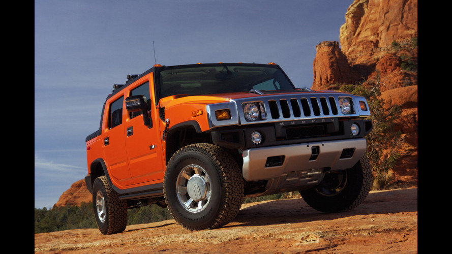 Hummer Driving Academy sulle Dolomiti