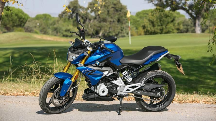 Prueba BMW G 310 R, tu primera BMW Motorrad