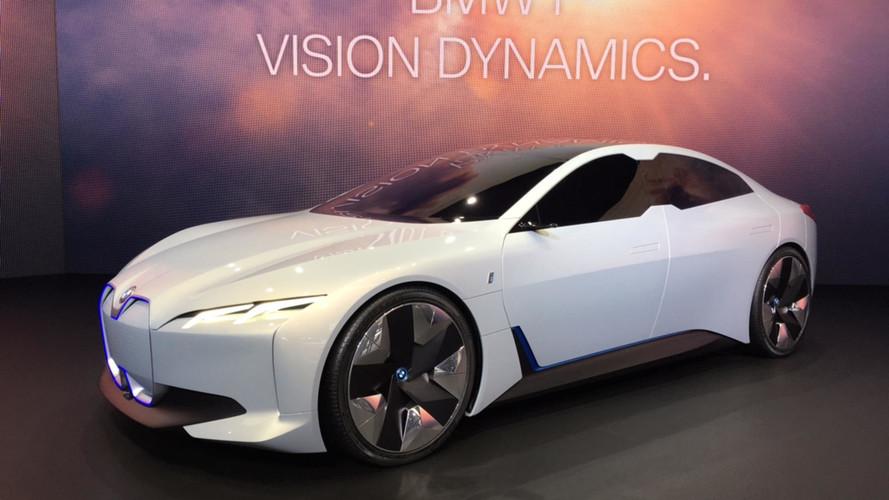 BMW prévoit 25 modèles électrifiés avant 2025