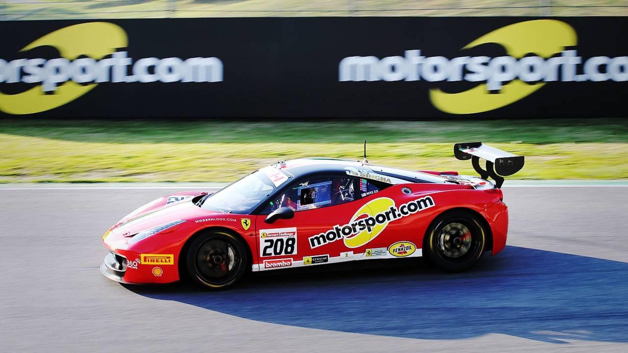 Ferrari and Motorsport.com partnership for 2017 Finali Mondiali