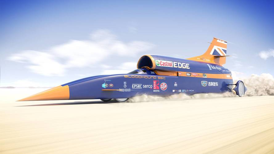 Bloodhound SSC record attempt ends after financial collapse
