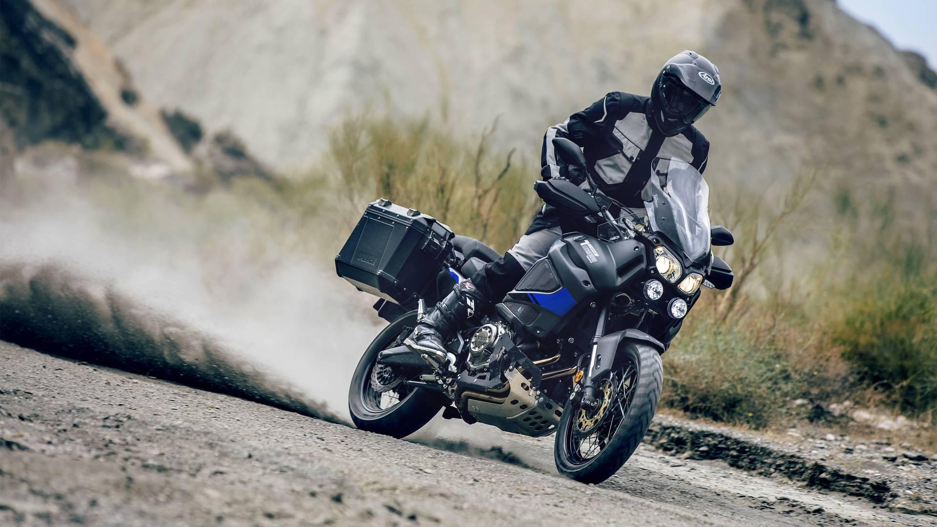 315d7620876 Yamaha presenta la nueva Super Ténéré Raid Edition y el prototipo Ténéré  700 World Raid