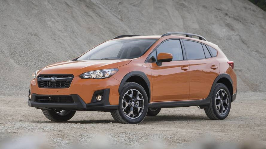 Subaru Crosstrek Hybrid PHEV Boasts Ample Electric Range