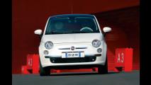 Nuova Fiat 500 esterni