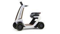 Honda Wander Stand / Wander Walker concepts