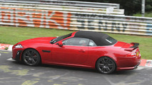 2012 Jaguar XKR-S spied on the ring 16.08.2011