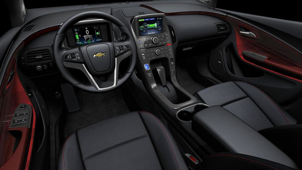 Superb 2012 Chevrolet Volt Interior   10.6.2011 Good Ideas
