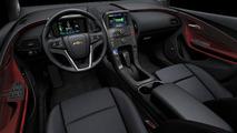 2012 Chevrolet Volt interior - 10.6.2011