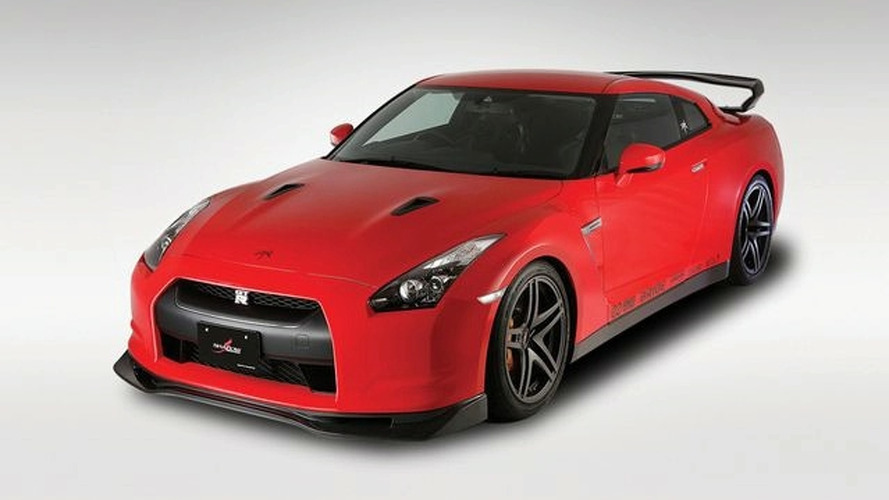 Nissan GT-R by Shadow Sports Design