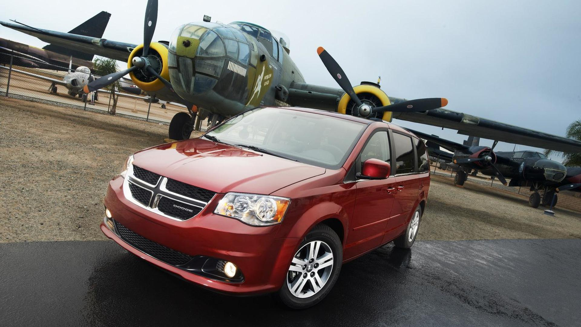 Dodge Recalls 297k Grand Caravans For Sudden Airbag Deployment Ram Wiring Harness Recall