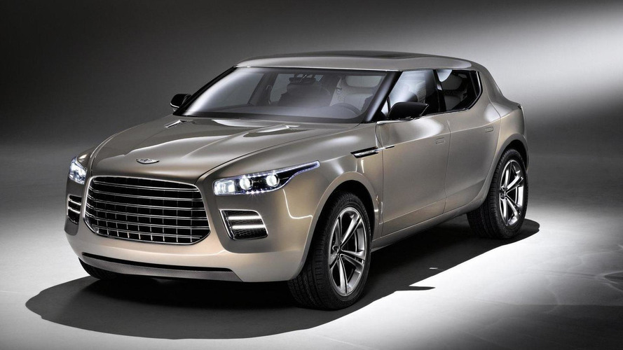 Aston Martin Design Director downplays a crossover, hints at new Lagonda sedan