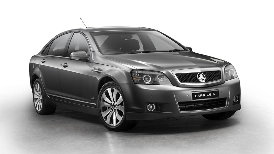 2011  Holden WM Series II Caprice And Caprice V revealed