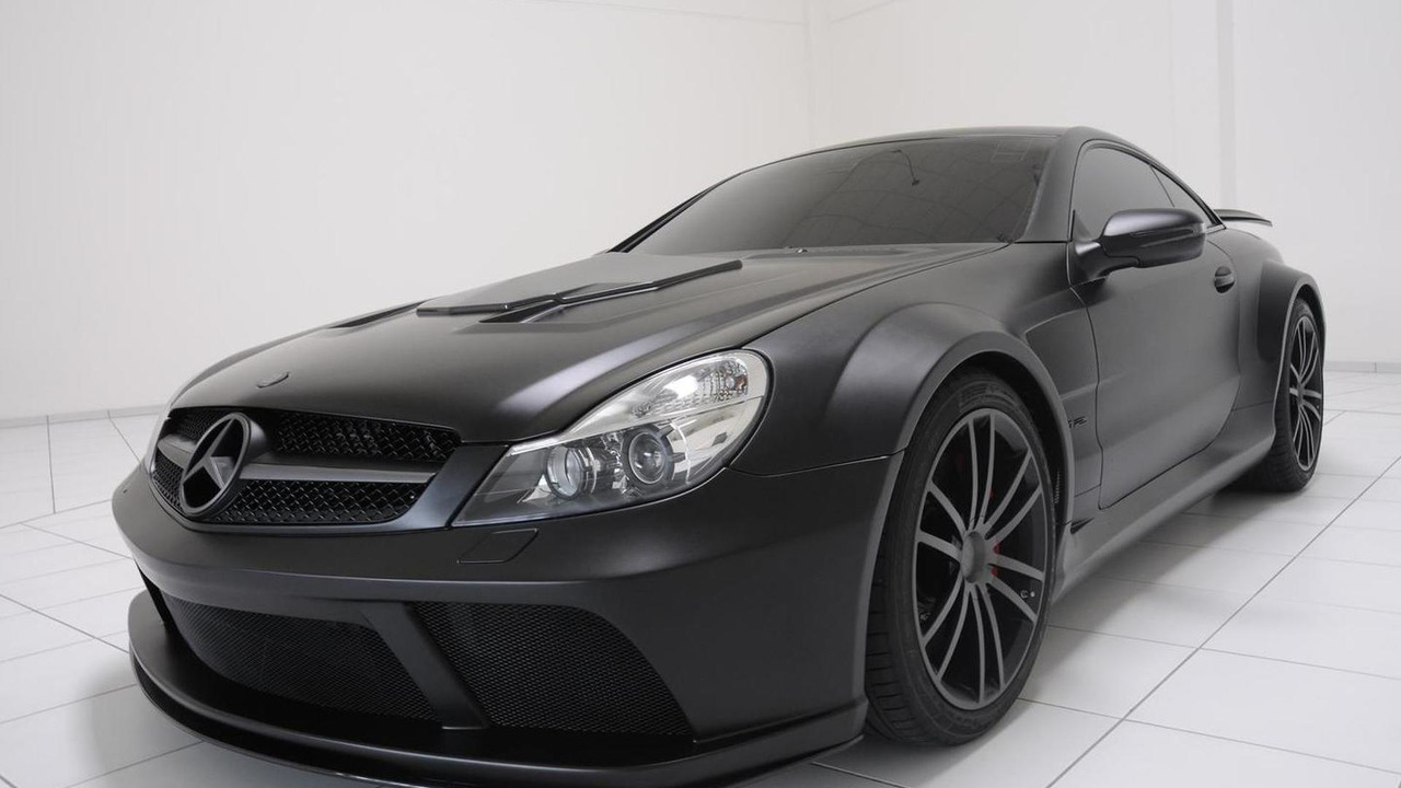 BRABUS T65 RS Tuning for Mercedes SL 65 AMG Black Series