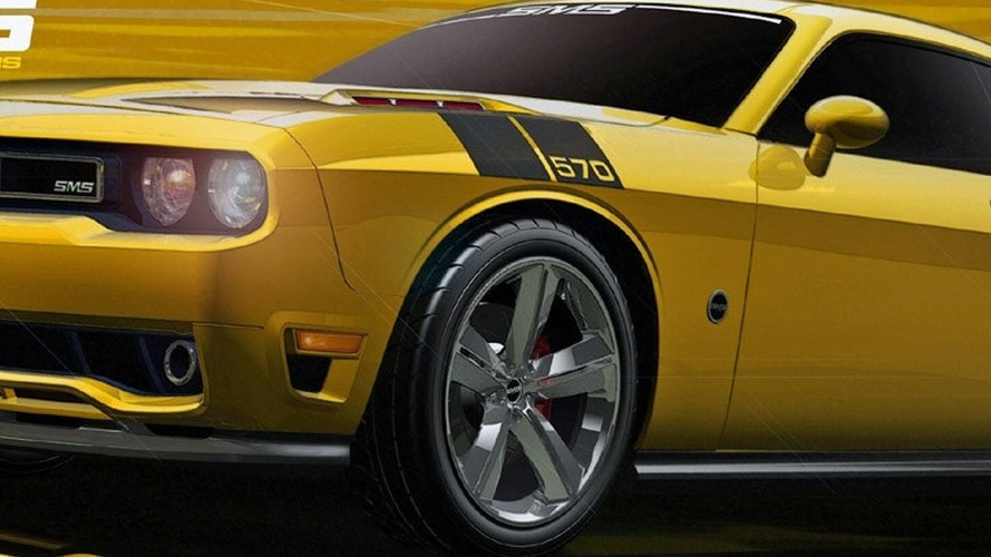 Saleen reveals more SMS Limited muscle car range details