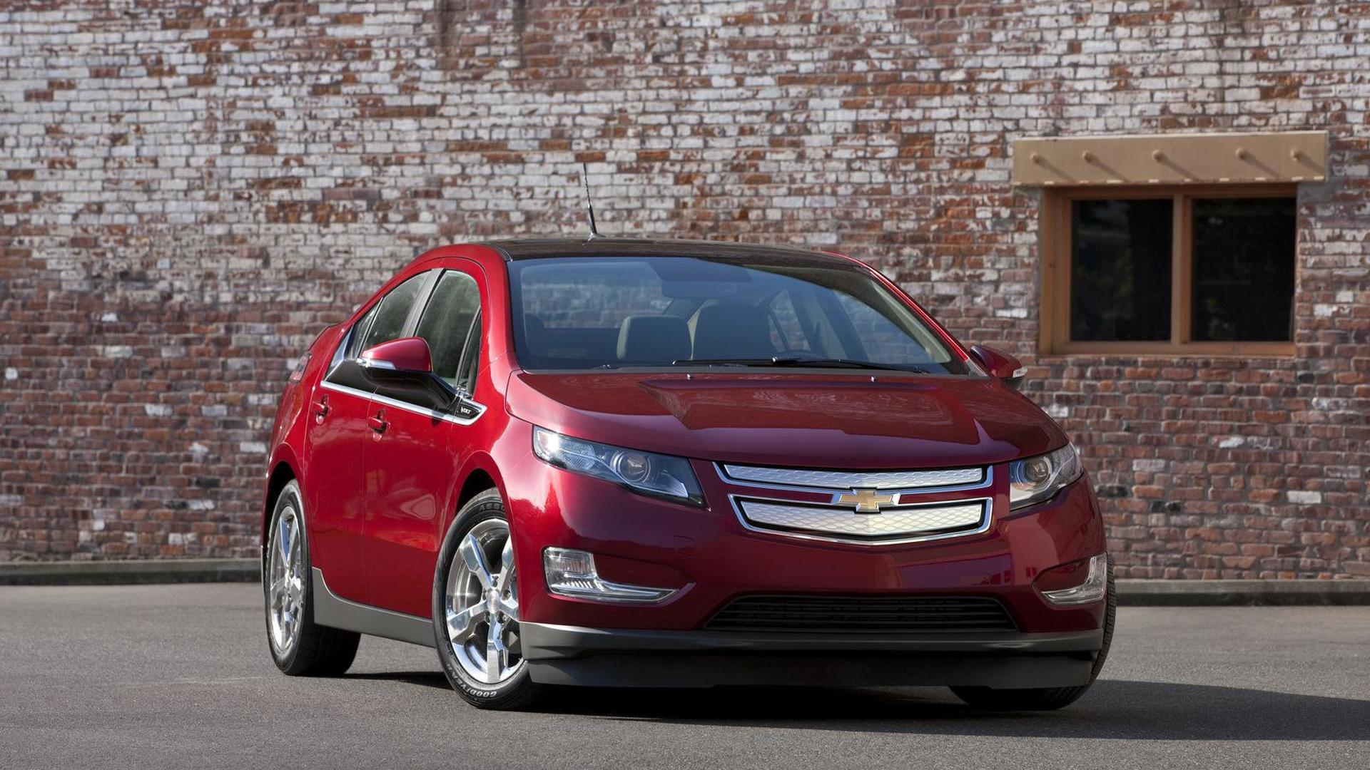 Chevy Volt Gets 127 Mpg In Independent Test Electric