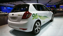 2010 Kia Ceed Hybrid