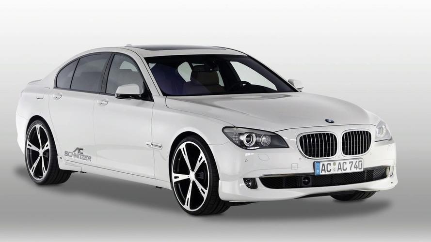AC Schnitzer BMW 7-Series F01/F02 Program for Geneva Presentation