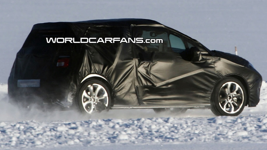 Citroen DS3 3-door First Spy Photos