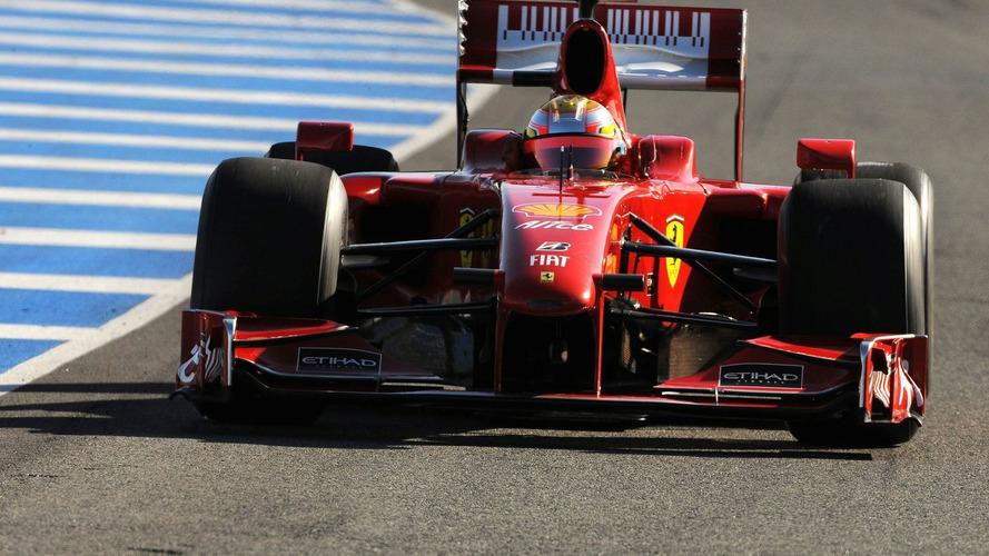 Ferrari signs Jules Bianchi