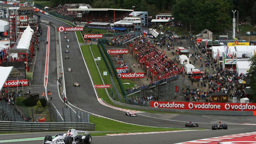 Spa to share annual GP date with Nurburgring?
