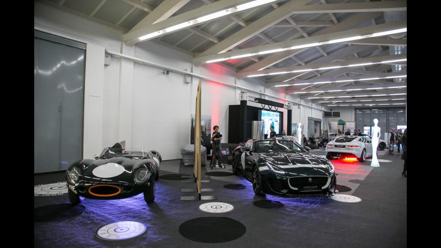 Jaguar F-Type Project 7, una rarità a Padova [VIDEO]
