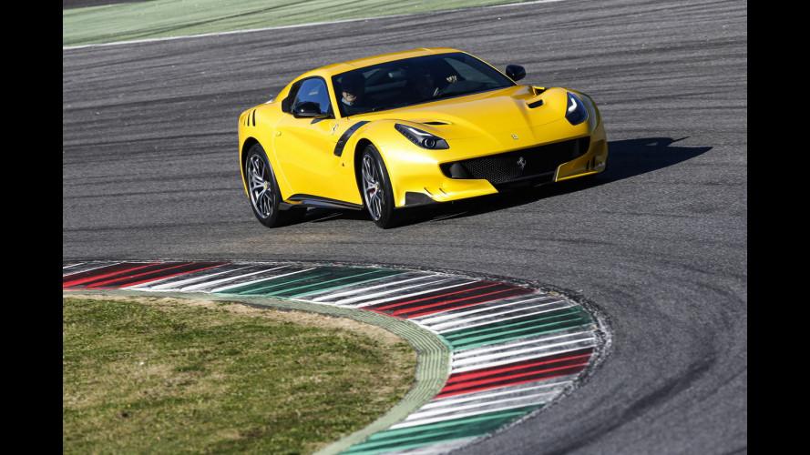 VIDÉO - 5 choses que vous ignorez sur la Ferrari F12tdf