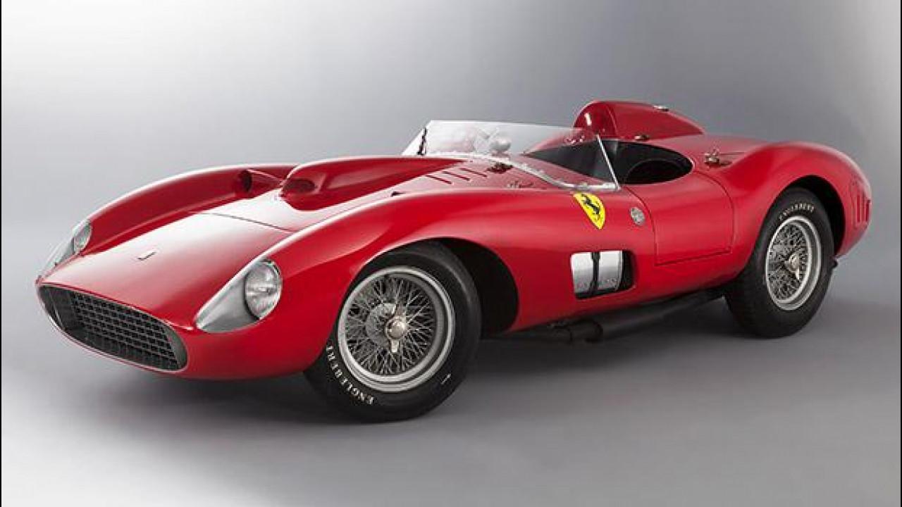 [Copertina] - Ferrari 335 Sport Scaglietti, la Rossa da record