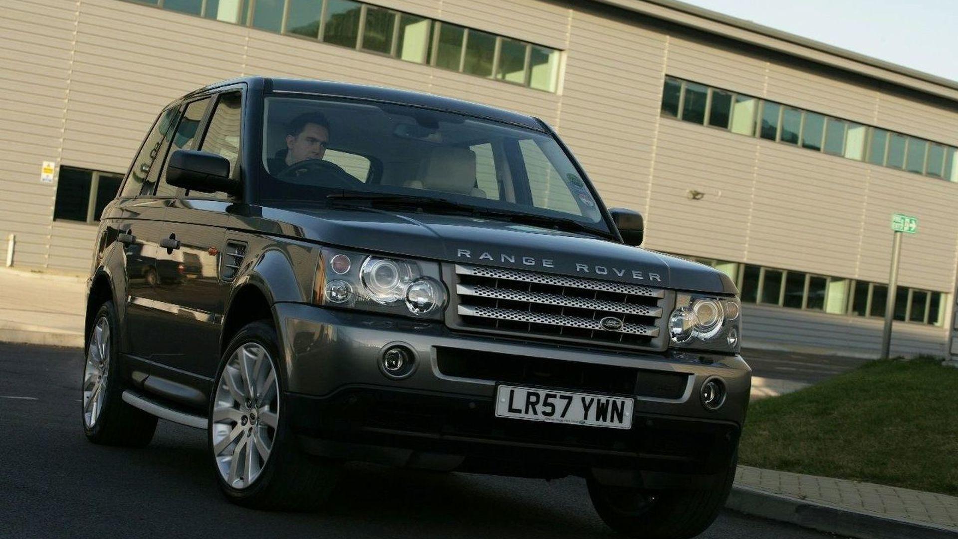 2008 range rover sport supercharged test drive rh motor1 com 2012 Range Rover 2005 Range Rover