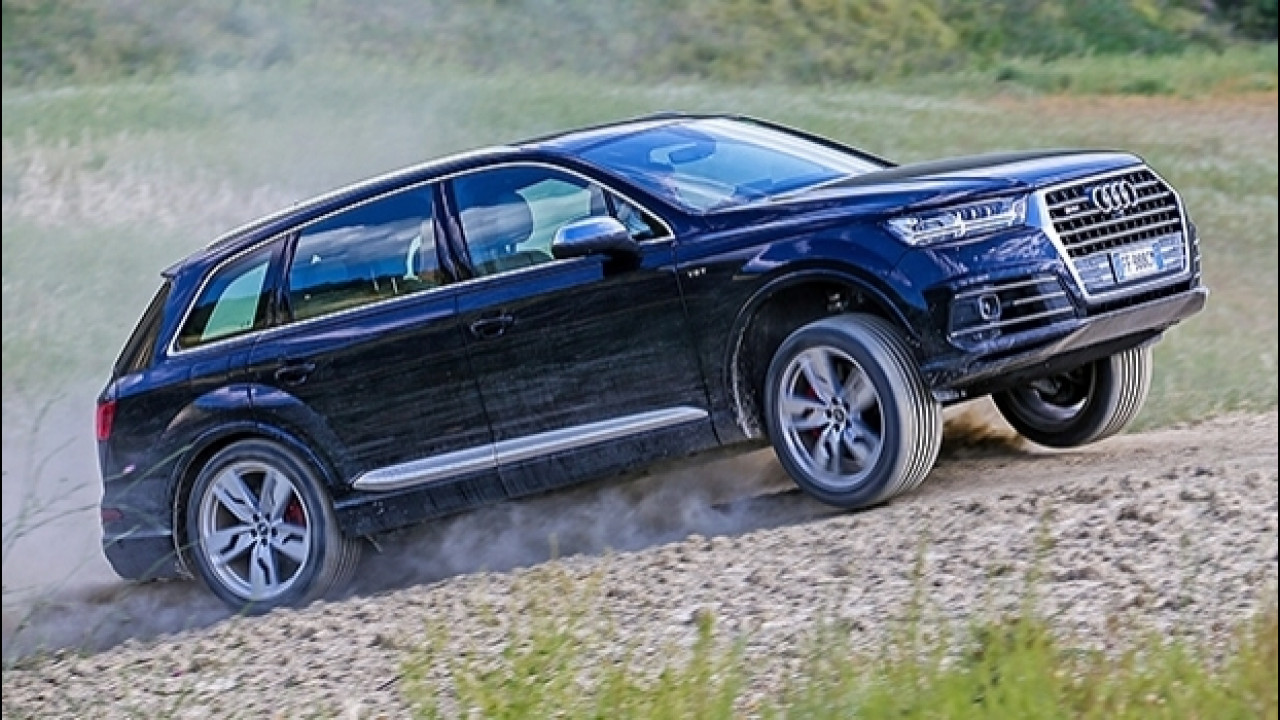 [Copertina] - Audi SQ7 TDI, il SUV con la S da