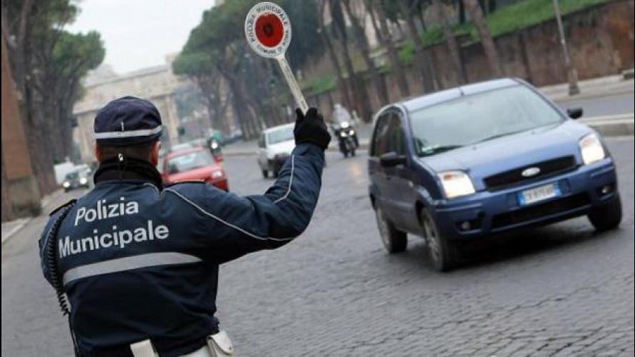 [Copertina] - Roma, blocco del traffico: il calendario delle domeniche a piedi