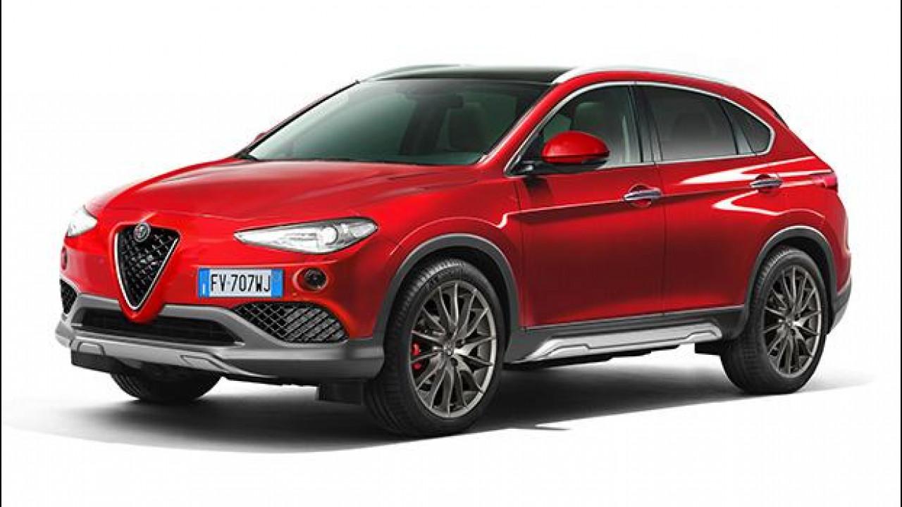 [Copertina] - Alfa Romeo SUV, si chiamerà Stelvio?