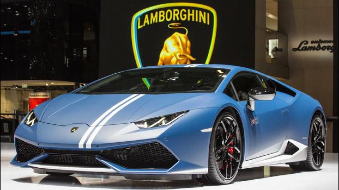 [Copertina] - Lamborghini Huracàn LP 610-4 Avio, pronta al decollo