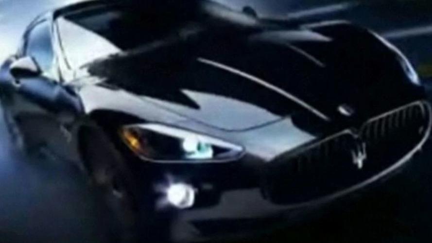 Maserati Releases Video of GranTurismo S in Motion