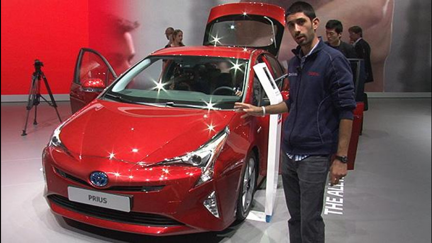 Salone di Francoforte, Toyota Prius ha messo la quarta [VIDEO]