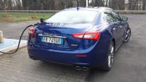 Maserati Ghibli Diesel, test di consumo reale Roma-Forlì