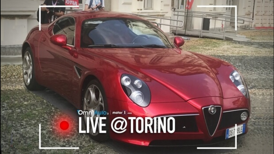 Parco Valentino, tutte le supercar di Cars & Coffee [VIDEO]