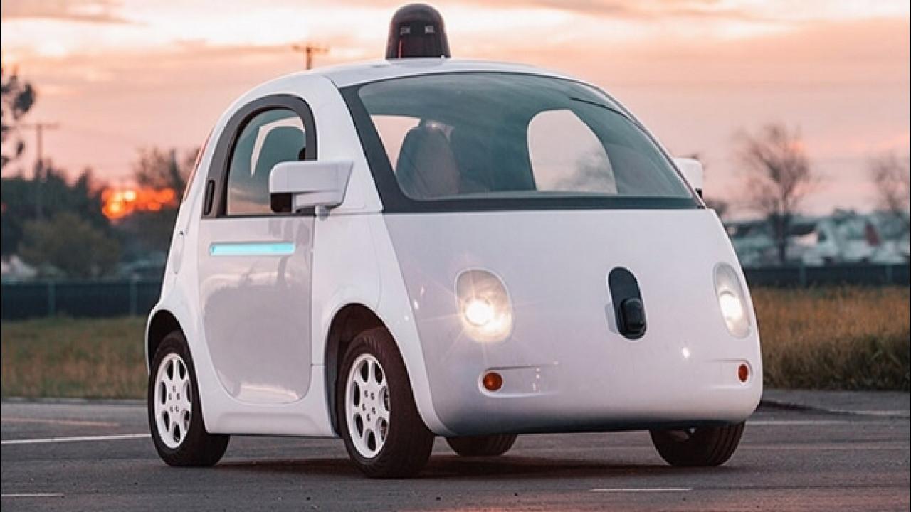 [Copertina] - Google Car, va in pensione l'auto ovetto