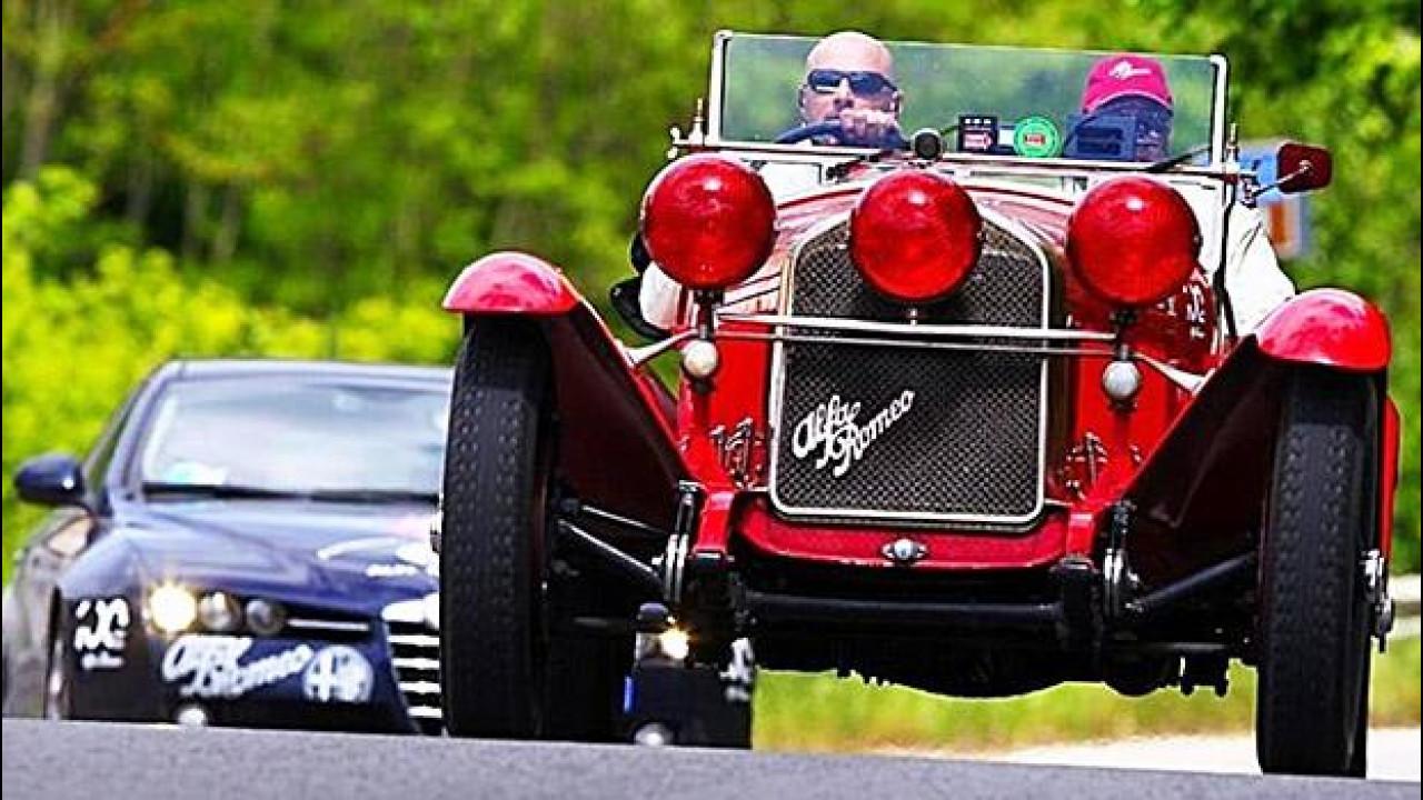 [Copertina] - Alfa Romeo, il Museo Storico riapre con Giulia