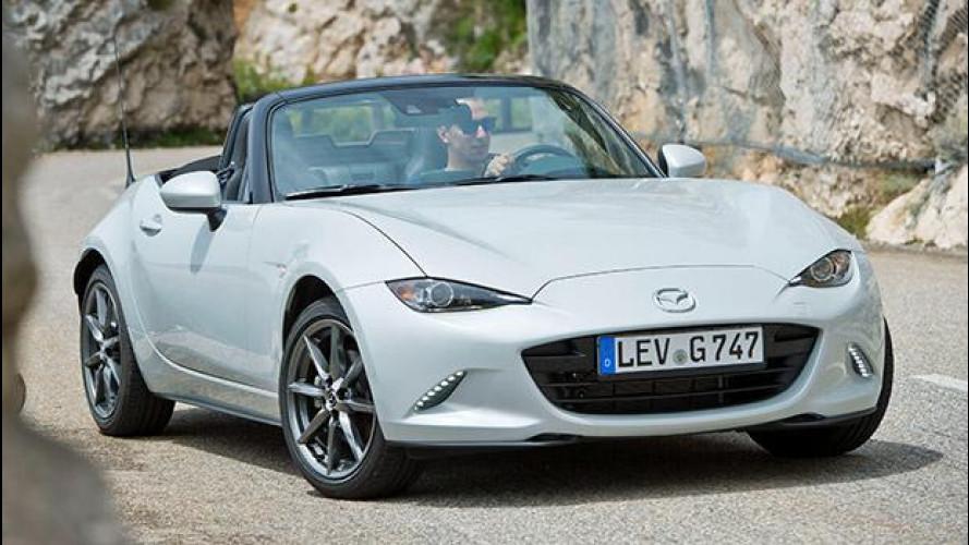 Yamamoto (Mazda): la MX-5 è l'essenza di Mazda